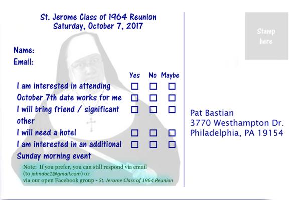 SJS 64 2017 mail invite