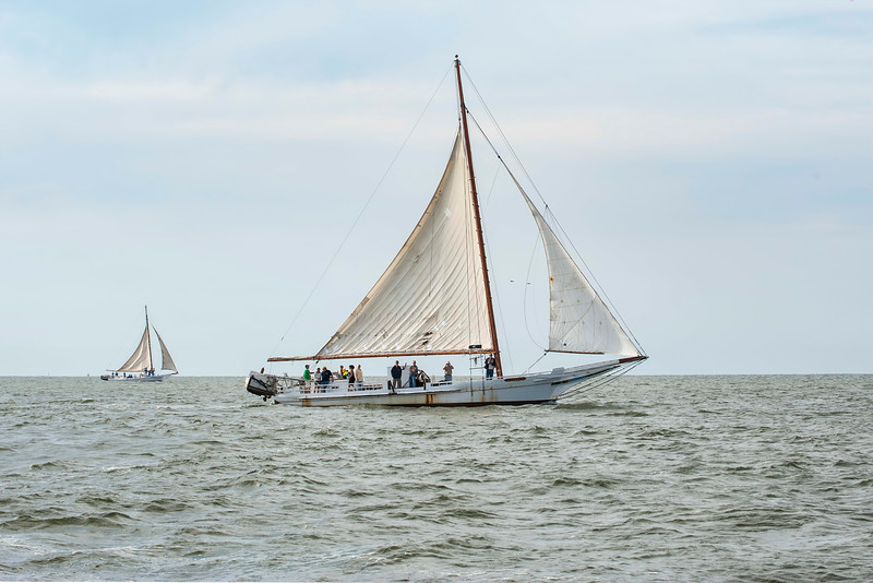 Skipjack Kathryn - 2016 Deal  Island Race