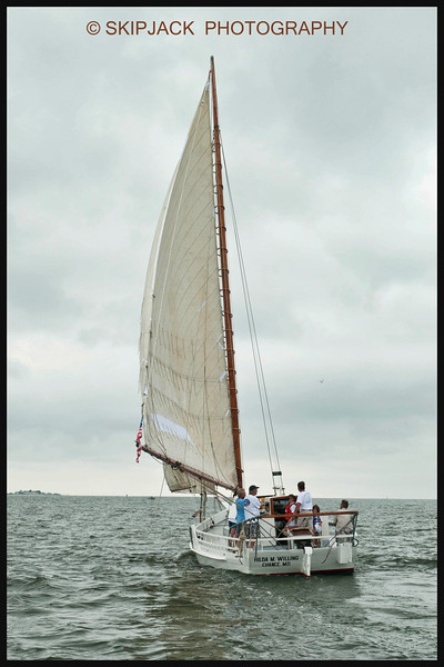 2013 54TH ANNUAL DEALE ISLAND RACE<br /> HILDA M. WILLING<br /> CHANCE, MD