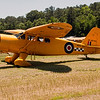 Horne Point Fly-in Cambridge, MD<br /> Stinson V77   a/w  1965<br /> Lexington Park, MD  St Marys county