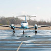 Easton, Md  Jan 26, 2013<br /> FAA Beech 300 Turbo prop<br /> 1988