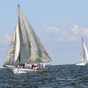 "Skipjacks<br /> Deal Island, Md<br /> Saturday, September 4th, 2010 "" 51st SKIPJACK RACE """