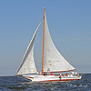 "Skipjack <br /> Deal Island, Md<br /> Saturday, September 4th, 2010 "" 51st SKIPJACK RACE """