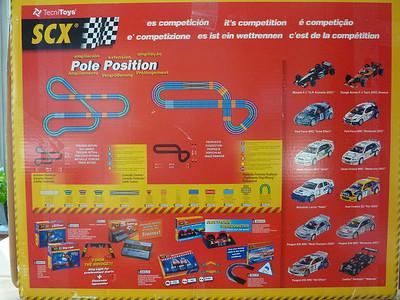Back of Pole Position Box.