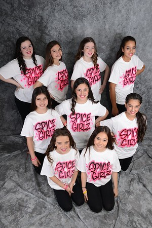 SPICE GIRLS PICTURE DAY