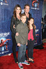 Presley Gerber, Kaya Gerber, Cindy Crawford, Randy Gerber<br /> photo by Rob Rich © 2011 robwayne1@aol.com 516-676-3939