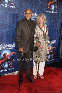 Harry Belafonte, Julie Robinson photo by Rob Rich © 2011 robwayne1@aol.com 516-676-3939