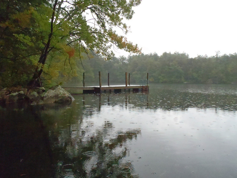 "SQUAM LAKE Oct 1, NSPN 2011 ... Magic ""On Golden Pond"""