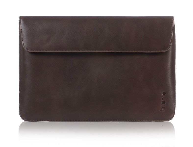 MacBook11''_Envelope_Brown_Front_HighRes