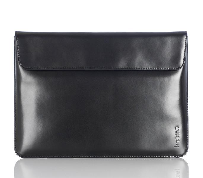 MacBook13_SS12_LeatherEnvelope_Black_front_highres