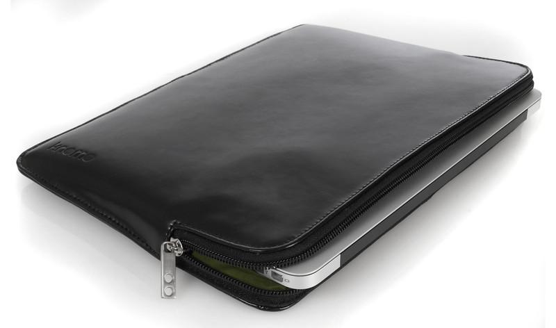 MacBook'_Leather_Sleeve_Black_Flat_wlaptopt_HighRes