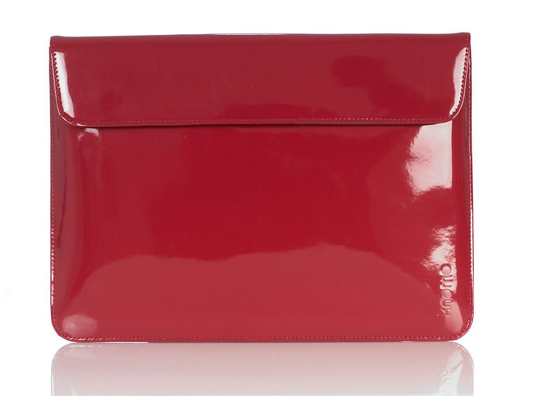 MacBook13_Envelope_RedPatent_Front_highres