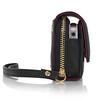 Knomo Leather Purse - iPhone 4S - Black -11