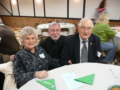 ST. ANDREW NEW PARISHIONERS 2008
