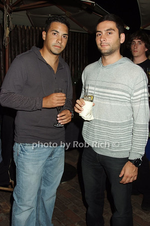 Lenny Torres, Rich Rother photo by Rob Rich © 2008 516-676-3939 robwayne1@aol.com