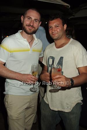 Joaquin Simo, Josh Beckerman photo by Rob Rich © 2008 516-676-3939 robwayne1@aol.com