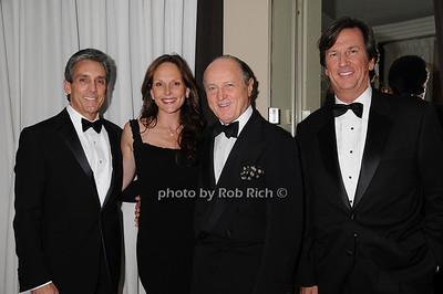 Charles Cohen, Clo Cohen, Mario Buatta, Thomas Schaffer photo by Rob Rich © 2008 robwayne1@aol.com 516-676-3939