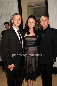 Gunnar Jung, Whitney Guest Sisler, Barclay Butera photo by Rob Rich © 2008 robwayne1@aol.com 516-676-3939