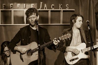 Iain Archer & Rory Butler