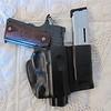 Blackhawk holster.