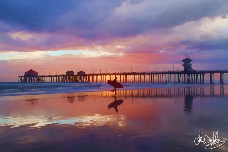 Session's Over • Huntington Beach, CA