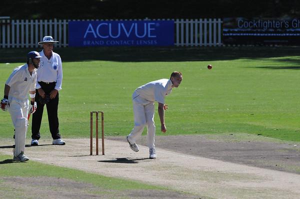 SUCC V Sydney cricket club