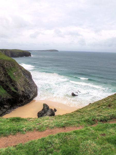 Stinking Cove, Cornwall.