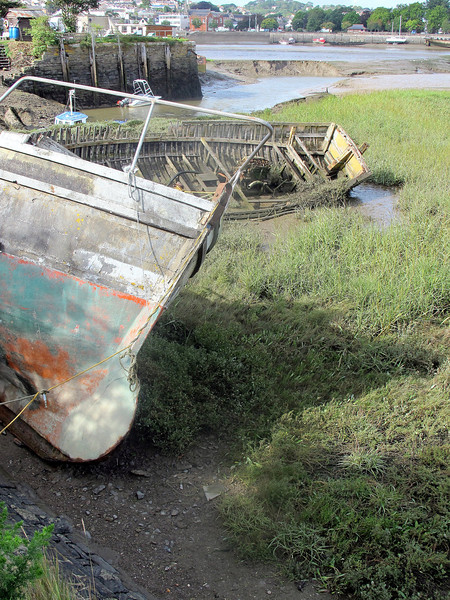 More wrecks, this time at East-the-Water, near Bideford