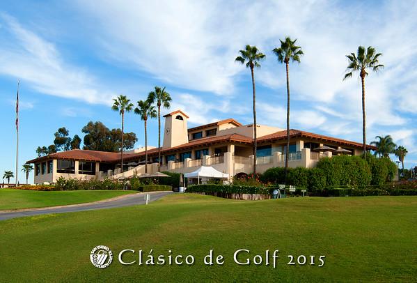 SYHC Clasico de Golf 2015 /San Diego Country Club