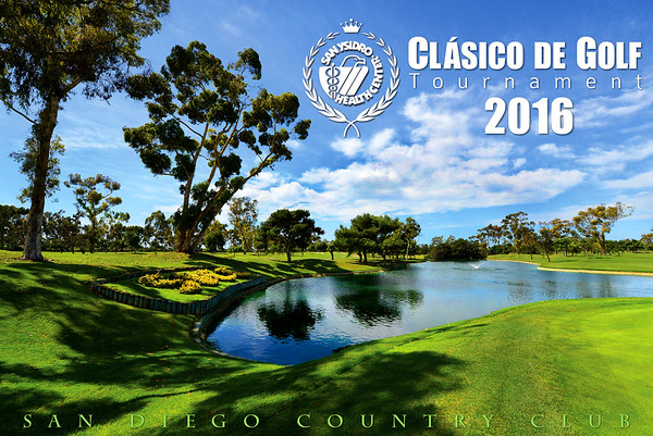 SYHC Clasico de Golf 2016 / San Diego Country Club  - Sept 26, 2016