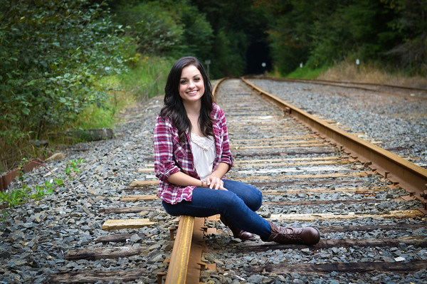 Saige Senior Portraits