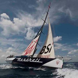 Sail the Bay in a Maserati 05/02/15