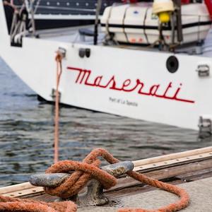 Sail the Bay in a Maserati 05/03/15