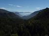 Mountains and valleys near St-Auban.