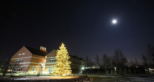 Saint Ben's Tree Lighting 2012