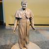 JPII Statue