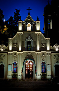 Church in Monaco