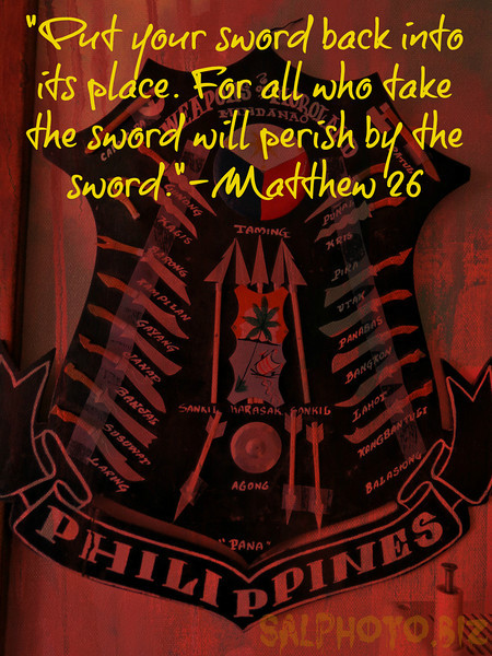"Matthew 26:52 <br /> <br /> Then Jesus said to him, ""Put your sword back into its place. For all who take the sword will perish by the sword. <br /> <br /> <a href=""http://www.openbible.info/topics/swords"">http://www.openbible.info/topics/swords</a><br /> <br /> <br /> <br /> Live by the Sword - Die by the Sword <br /> <a href=""http://youtu.be/Q2qFam6zP7M"">http://youtu.be/Q2qFam6zP7M</a><br /> <br /> Blog<br /> <br /> <br />  <a href=""https://goodnewseverybodycom.wordpress.com/2015/10/02/neutral-perspective-our-nation-u-s-a-needs-to-make-stricter-gun-laws-or-we-have-the-right-to-bear-arms/"">https://goodnewseverybodycom.wordpress.com/2015/10/02/neutral-perspective-our-nation-u-s-a-needs-to-make-stricter-gun-laws-or-we-have-the-right-to-bear-arms/</a><br /> <br /> <br /> <br /> Good News Sociology<br /> <a href=""https://www.facebook.com/groups/139706352858524/?ref=br_tf"">https://www.facebook.com/groups/139706352858524/?ref=br_tf</a><br /> <br /> The Gospel of Matthew - [23/26] <br /> <a href=""http://youtu.be/ojD7sg11i-g?t=9m27s"">http://youtu.be/ojD7sg11i-g?t=9m27s</a><br /> start @9:27 more.. <a href=""https://www.facebook.com/photo.php?fbid=10152157682067550&set=oa.300672596749115&type=3&theater"">https://www.facebook.com/photo.php?fbid=10152157682067550&set=oa.300672596749115&type=3&theater</a><br /> <br /> <a href=""https://goodnewseverybodycom.wordpress.com/2017/06/04/inspirational-desmond-doss-of-hacksaw-ridge-movie/"">https://goodnewseverybodycom.wordpress.com/2017/06/04/inspirational-desmond-doss-of-hacksaw-ridge-movie/</a>"