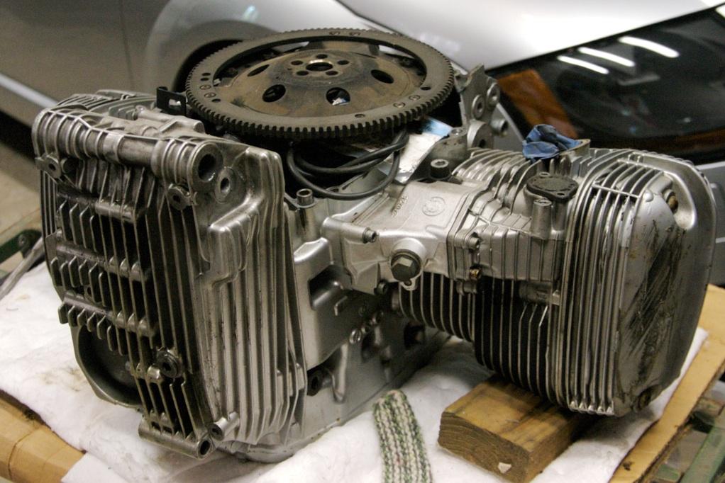 R1100GS Motor