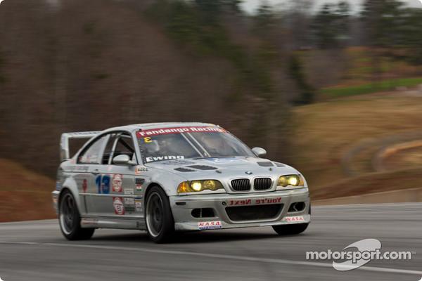 2002 BMW M3 E1: Drew Ewing