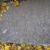 Salem witch trials gravestone, June 1692  Salem witch trials gravestone