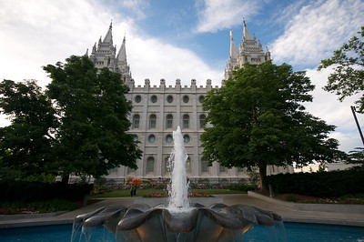 Temple of the Church of Jesus of Latter Day Saints