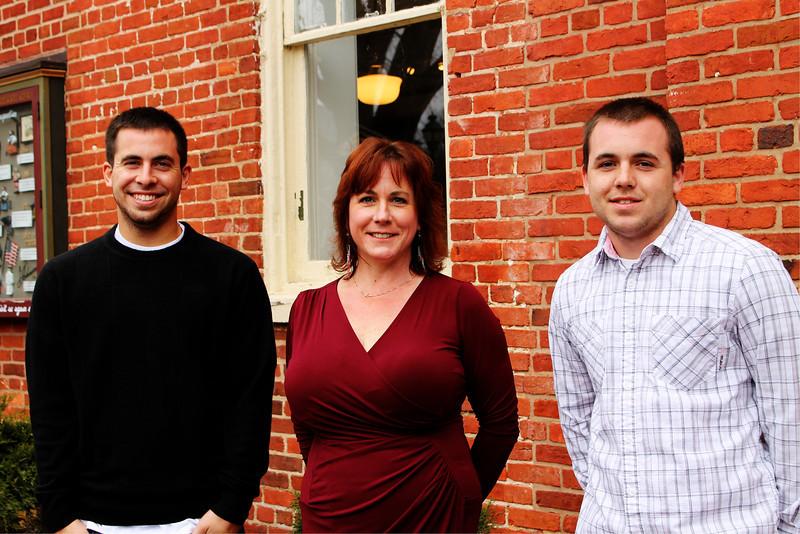 Salvatore Family Photo Shoot Dec 2012, Annapolis