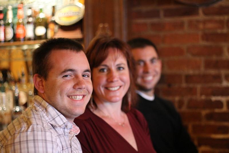 Salvatore Family Photo Shoot Dec 2012, Galaway Bay Pub, Annapolis