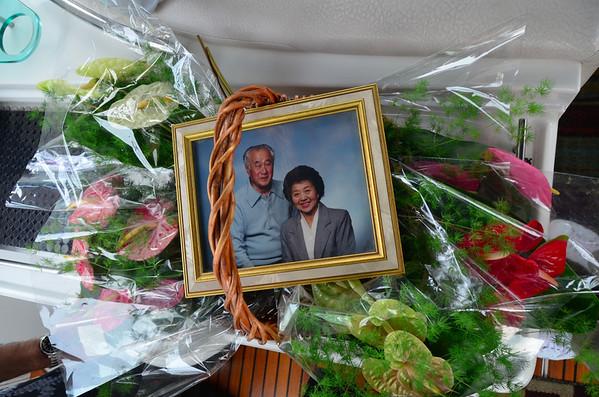 Sam & Millie's Memorial at Sea