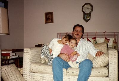 Sam Leila Uncle Joe ca 1993