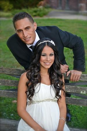 Samantha & Roy's Wedding