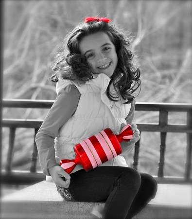 Samantha's Holiday Shoot