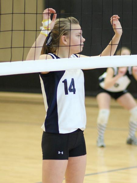 Samantha Poll Volleyball