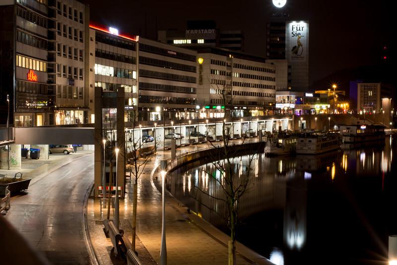 Saarbrücken aus der Jackentasche